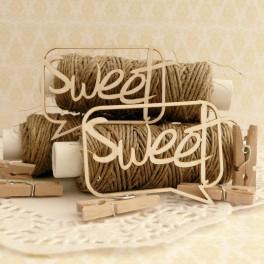 Sweet - dymek