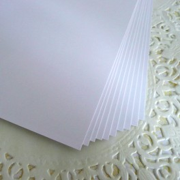 Papier bazowy A4 biały 5 szt.
