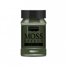 Pasta efekt mchu zieleń 100 ml