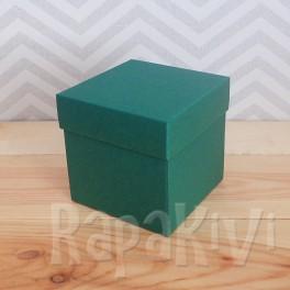 Exploding box duży ciemnozielony
