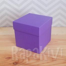 Exploding box duży fioletowy