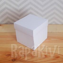 Exploding box duży biały