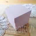 Exploding box duży róż pastelowy