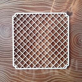 Panel w kratkę 8 cm