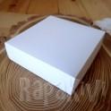 Pudełko mini 10x10x3,5 cm białe