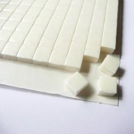 Kosteczki 3D z pianki 3 mm 400 szt.