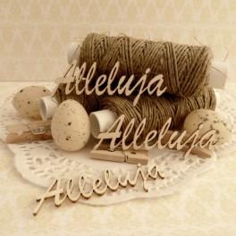 Alleluja - napis