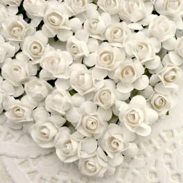 Klasyczne róże białe