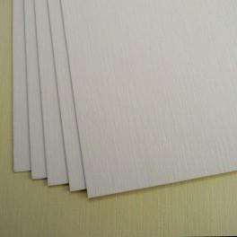 Papier biały len 30 x 30 cm