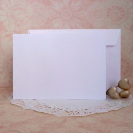 Bazy A6 + koperty, białe, 50 szt.