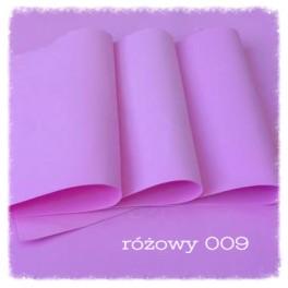 Foamiran 009 - różowy