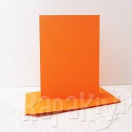 Bazy A6 sztalugowe, pomarańczowe, 5 szt.
