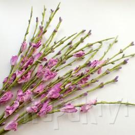 Gałązka kwiatowa fioletowa