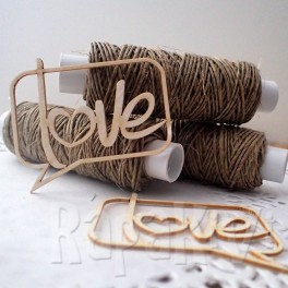 Love - dymek