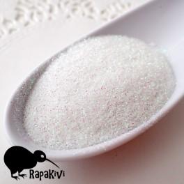 Brokat 0,2 mm biały irys  20 g