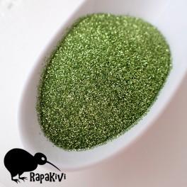Brokat 0,2 mm jasnozielony 20 g