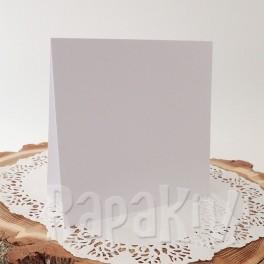 Bazy 300 g - kwadratowe, białe, 5 szt.
