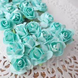 Klasyczne róże miętowe
