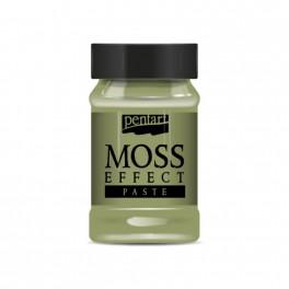 Pasta efekt mchu jasna zieleń 100 ml