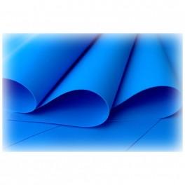 Foamiran 018 - niebieski