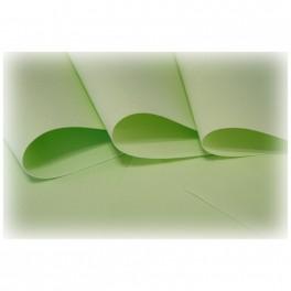 Pianka jedwabna 25x35 cm pistacja