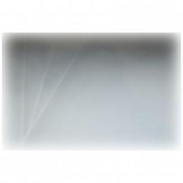 Pianka jedwabna 25x35 cm szary melanż