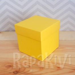 Exploding box duży żółty