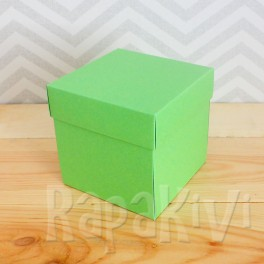 Exploding box duży jasnozielony