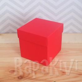 Exploding box duży czerwony